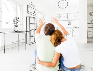 Пара мечтает о жилье