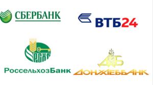 Банки для ИП