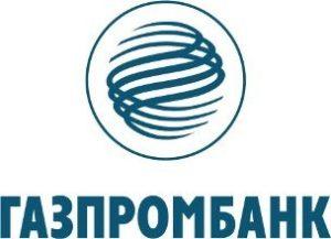 Логотип Газпромбанк