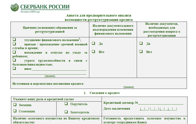 Как оформить документы для отсрочки платежа по кредиту