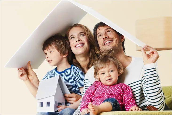 Какая семья может получить ипотеку с первоначальным взносом 10 процентов?