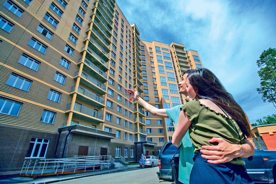 Взятие жилья в новостройках по ипотечному кредиту