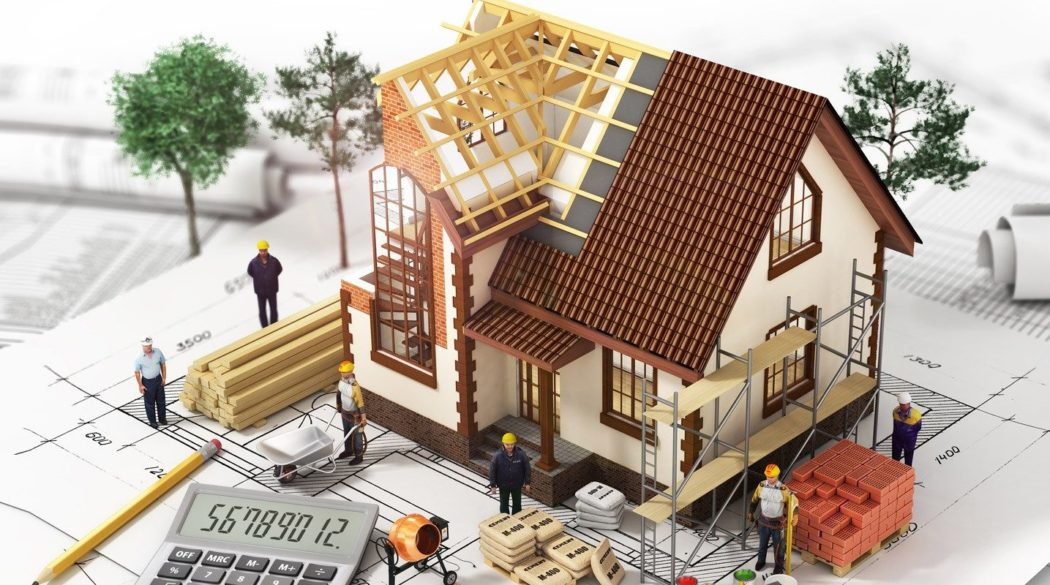 Кредит по постройку жилого дома