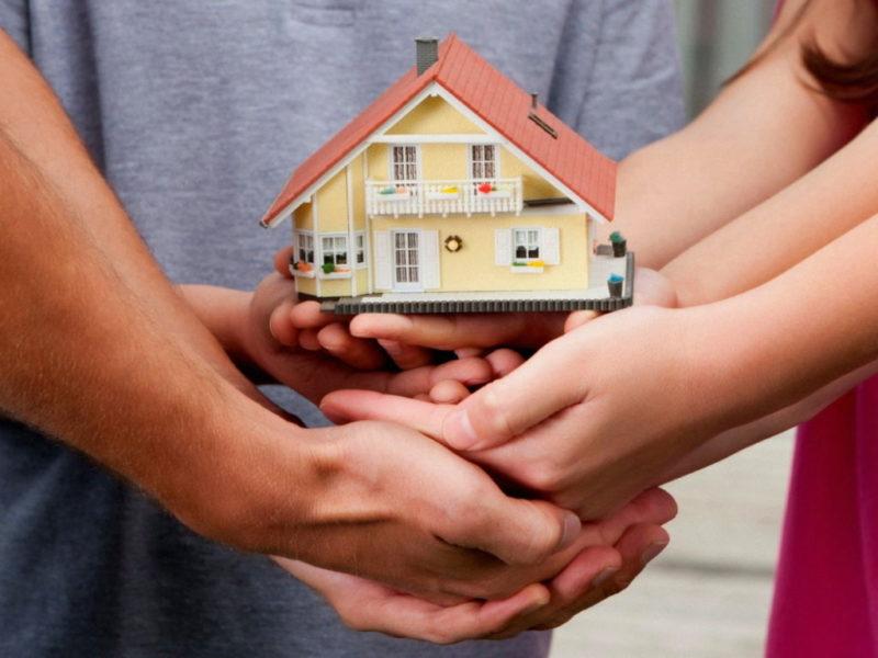 отказ от собственности в пользу родственника